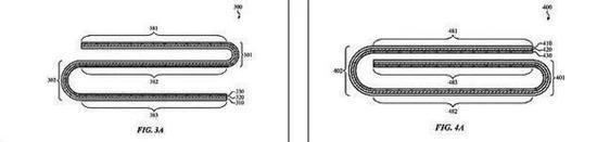 苹果双折叠屏专利