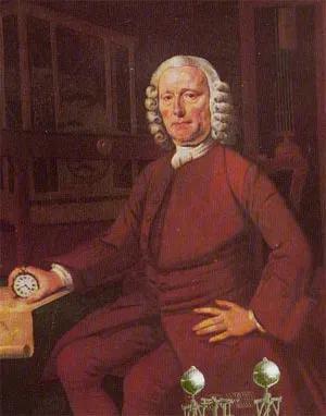 约翰·哈里森(1693-1776)