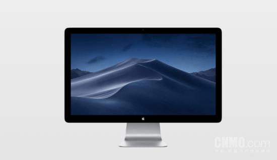苹果Cinema Display显示器