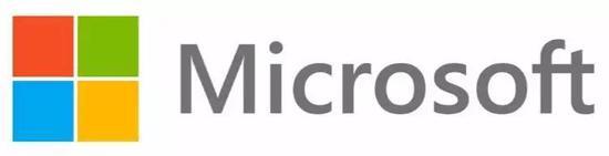 (图为无处不在的微软四格视窗Logo)
