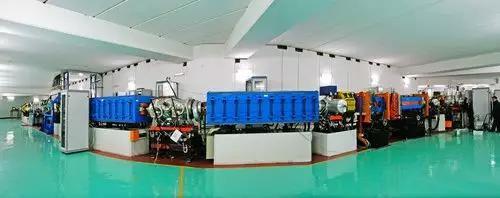兰州重离子加速器冷却储存环(图片来源:近代物理所提供)