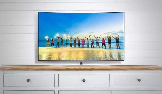 QLED电视拥有良好画质表现和较大的尺寸范围