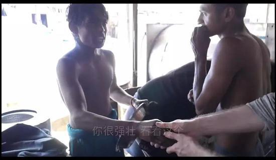 △ 印度洗衣厂
