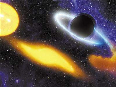 3000万光年外,一个小星系中发现超大黑洞