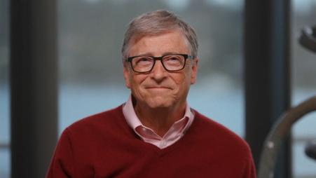 (微软CEO 比尔-盖茨)