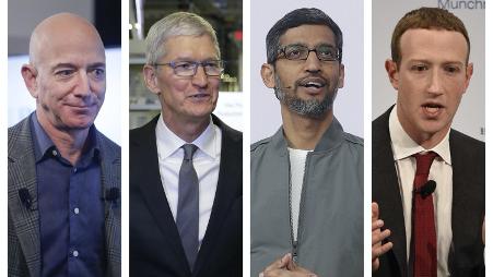 硅谷F4没有中年危机