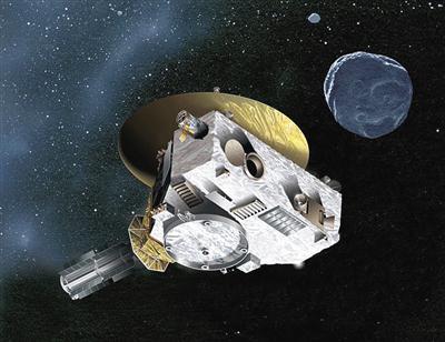 """在飛掠冥王星后,""""新視野""""號開啟了柯伊伯帶之旅。"""