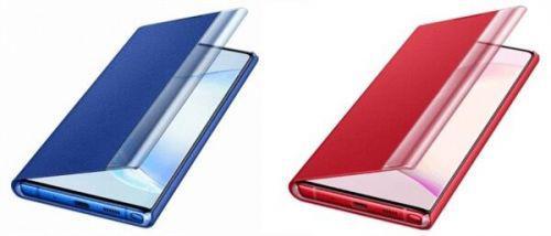 三星Galaxy Note10配件图曝光:新增红蓝两种配色