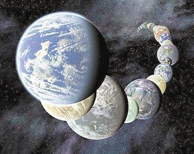 这些年我们是如何计算地球年龄的?
