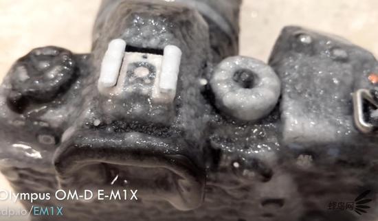 奥林巴斯E-M1X