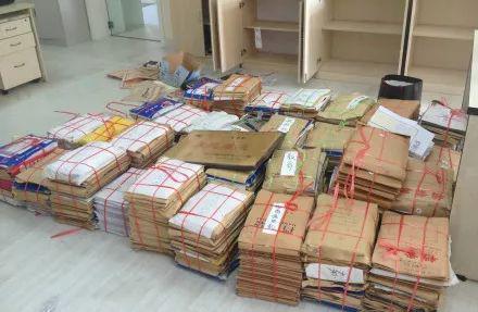 王克勤离职时带走足足2吨重的上访材料 2013年2月,北京