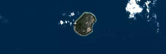 1999年的瑙鲁共和国,全球最小岛国,第三小国家