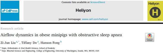 """为什么有人睡觉打鼾?科学家搬来了""""迷你猪""""研究这个问题"""