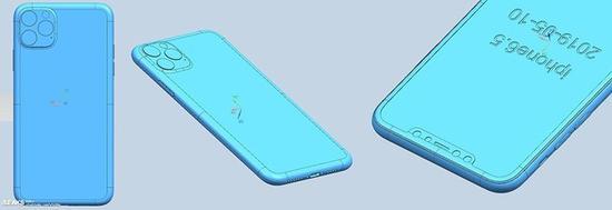 iPhone11 CAD图纸泄露 硬件黑市售价是工人工资的数倍