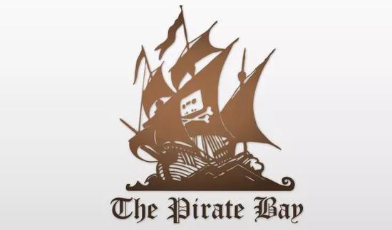 The Pirate Bay 海盗湾的 logo
