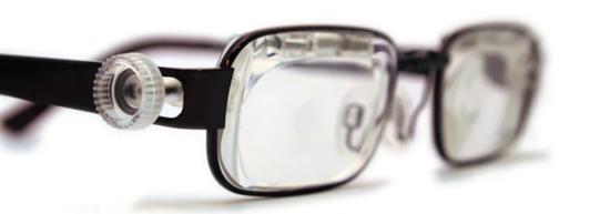 ▲Eyejusters 眼镜