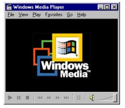 古早的微软自带播放器。