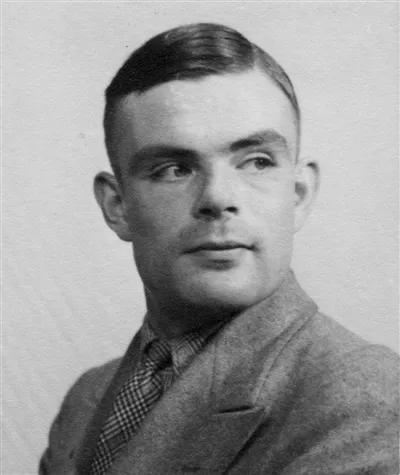 艾伦·图灵,英国数学家、逻辑学家