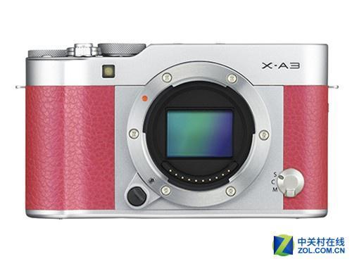 富士X-A3微单相机(配16-50mm镜头)