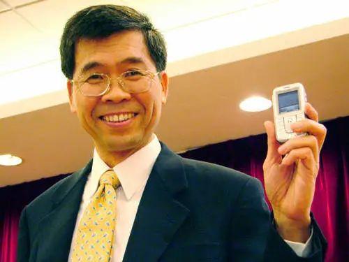 联发科创始人蔡明介 图片来源:联发科技