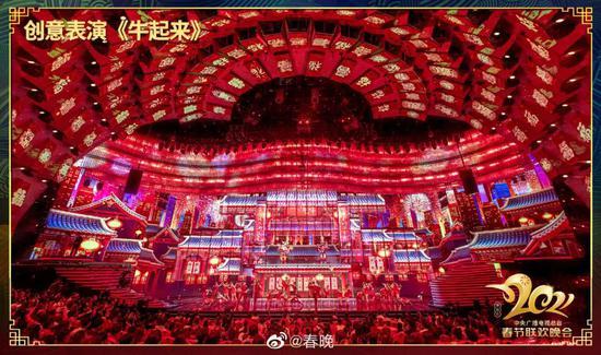 图源:春晚官方微博