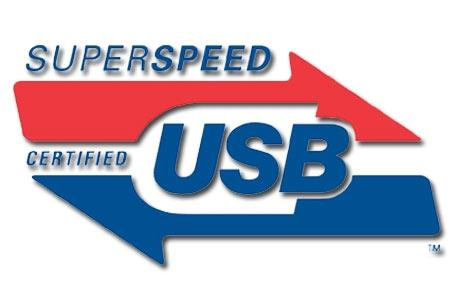 USB-IF SUPERSPEED认证标识