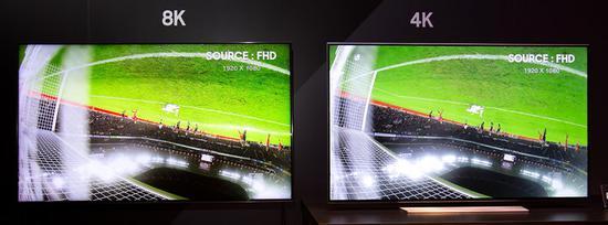 4K和8K电视对普通用户来说竟然区别不大?