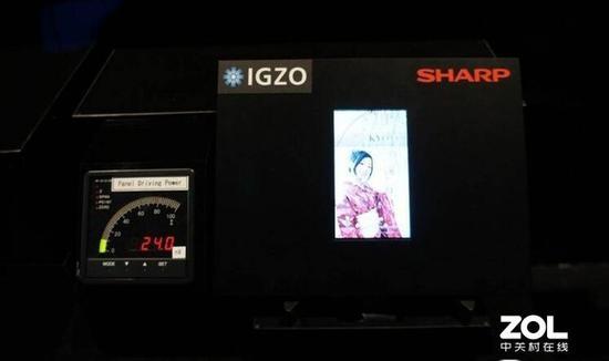 IGZO技术已经没有太多技术优势