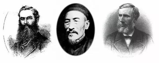 傅兰雅、徐寿、与John Tyndall