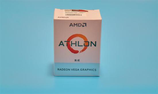 吹响进军入门级的号角 AMD新一代速龙处理器上市