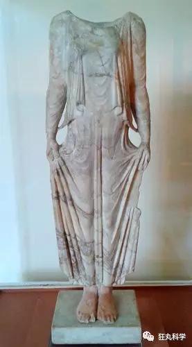 伊特拉斯坎文明的伊特鲁里亚战士,同样来自公元前5世纪。