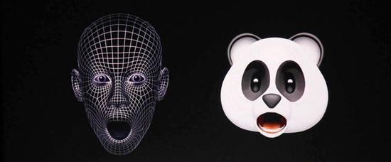 基于面部识别的emoji表情