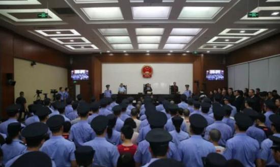 特大跨国电信诈骗案宣判 40人被判刑