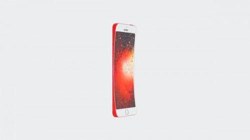 """外媒曝iPhone8C概念图 奇特""""曲面""""设计"""