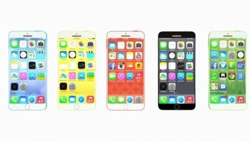 iPhone8C概念图(图:ifeng)