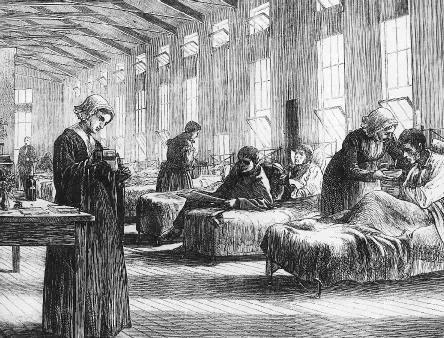 17―18世纪,天花是西方最严重的传染病