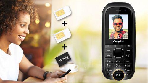 """继""""砖头""""机之后劲量又推双SIM手机:仅支持2G网络"""