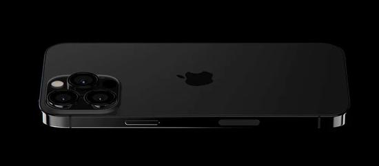 "▲""iPhone 13 Pro""""磨砂黑""配色版概念图"