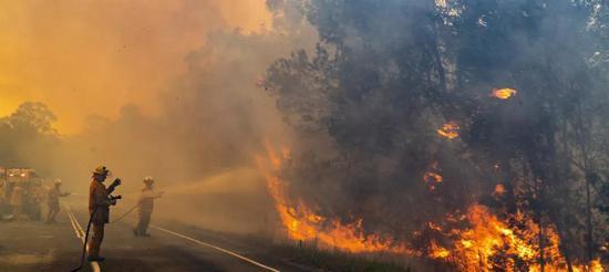 图片来源:Queensland Fire and Emergency Services