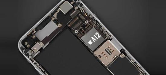 苹果A12仿生处理器率先采用7nm制程