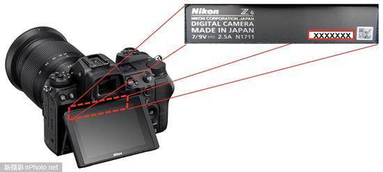 尼康部分Z6、Z7相机未能实现减震 将提供免费的检修服务
