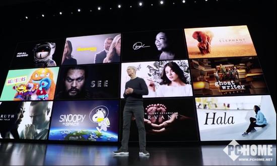 苹果推出Apple TV+ iPhone/iPad等都可免费试用一年