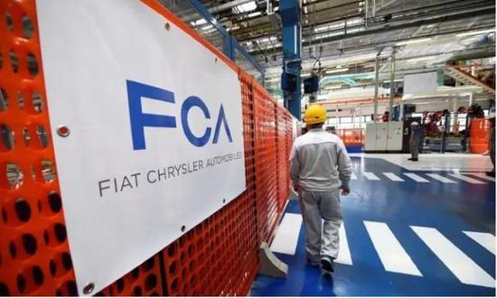 FCA 工厂