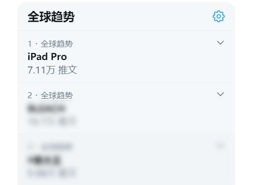 """↑登上国外""""微博""""热搜第一"""