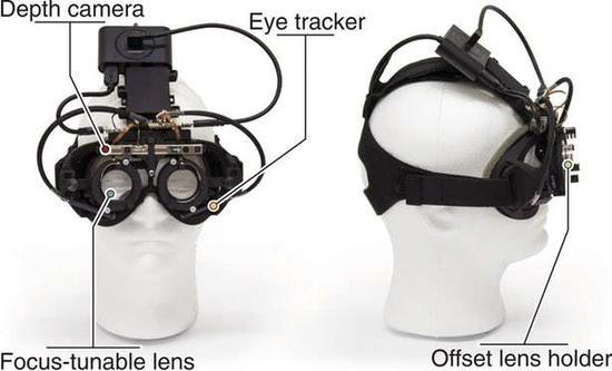 但如果它单单只是实现了自动对焦,其实并不会比传统渐近多焦镜片更好。