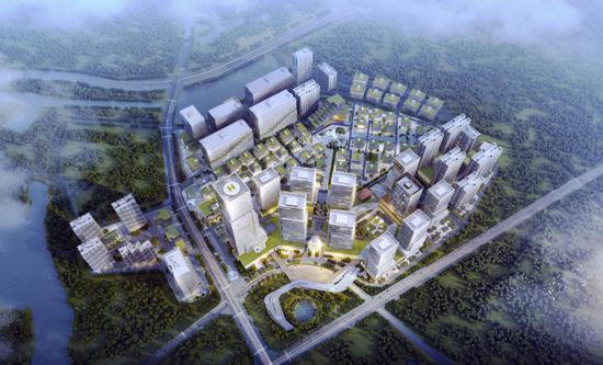 京东智谷与三大运营商签署战略合作协议,建设5G智慧园区