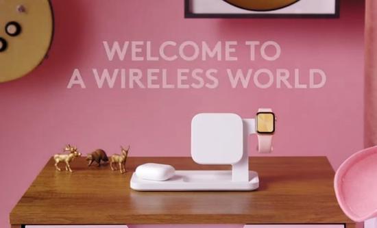 罗技推出POWERED系列无线充 约合900元人民币