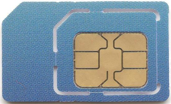 �]�e,SIM卡就是�@��小玩意
