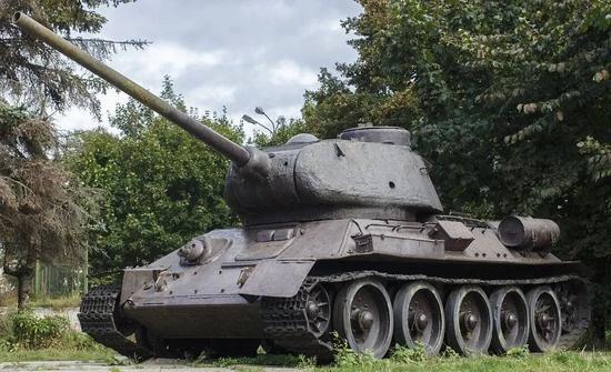 尽管有很多缺点,T-34仍然是世界上最好的坦克