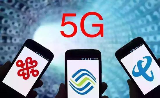 三大运营商的5G套餐预约人数突破千万,5G手机套...